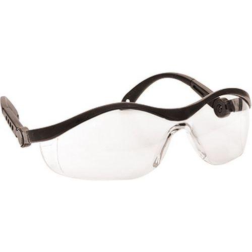 Okuliare Safeguard, priehľadná