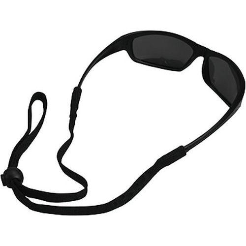Šnúrka na okuliare, čierna