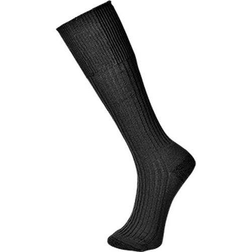 Ponožky Combat, čierna