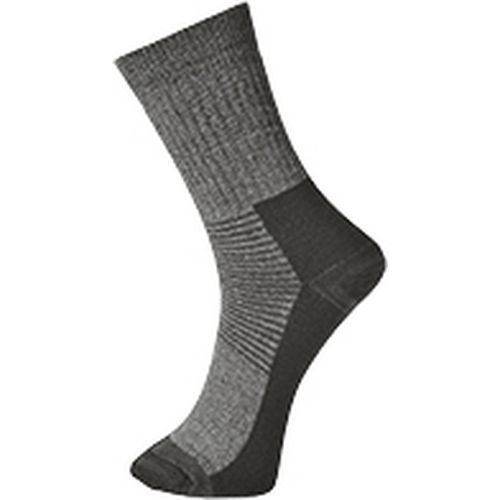 Ponožky Thermal, sivá