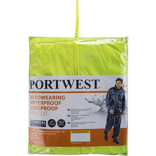 Essentials rainsuit (2ks súprava), žltá
