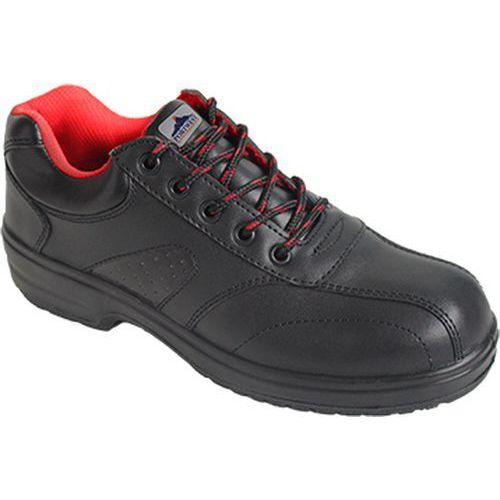 Poltopánky Steelite Ladies S1, čierna