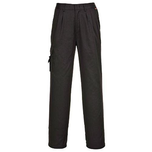 Nohavice dámske Combat, čierna