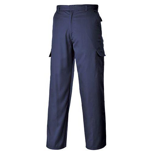 Nohavice Combat, modrá