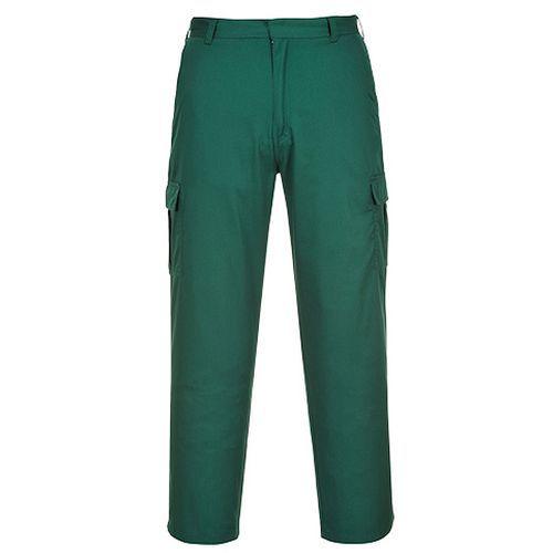 Nohavice Combat, zelená