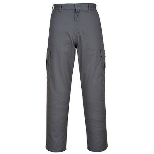 Nohavice Combat, sivá