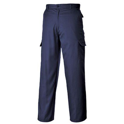 Combat kolenné nohavice, modrá