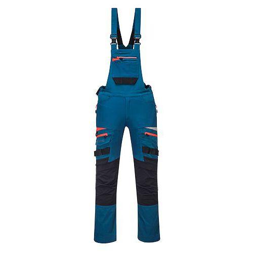 DX4 Nohavice na traky, modrá