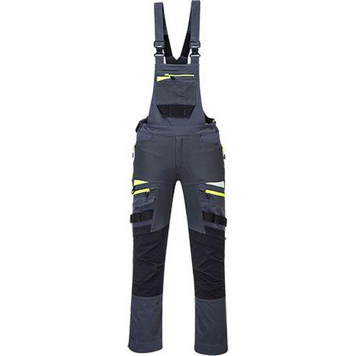 DX4 Nohavice na traky, sivá