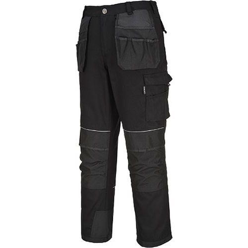 Nohavice Tungsten, čierna