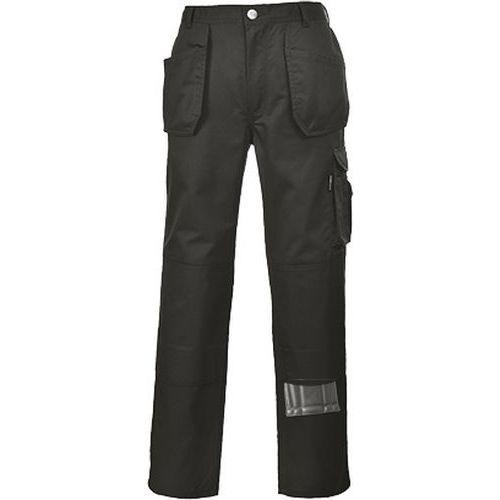 Slate nohavice, čierna