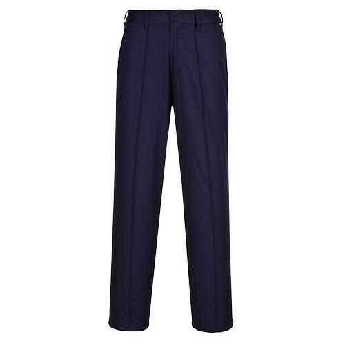 Elastické nohavice, modrá