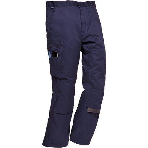 Nohavice Bradford, modrá