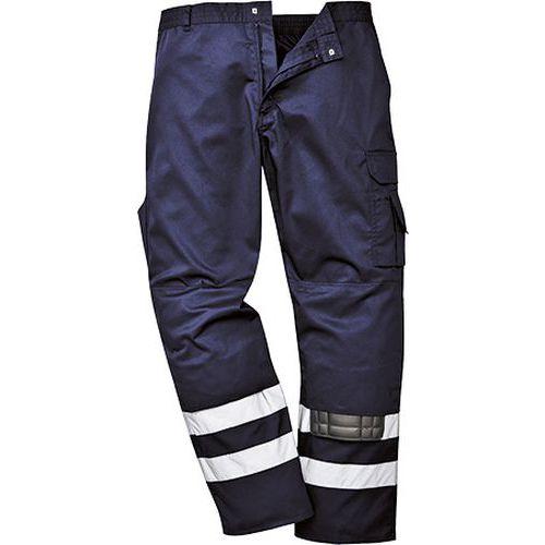 Nohavice Iona Safety, modrá