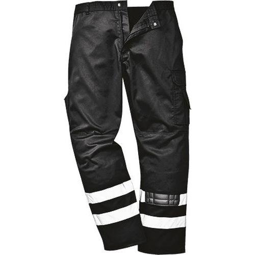 Nohavice Iona Safety, čierna