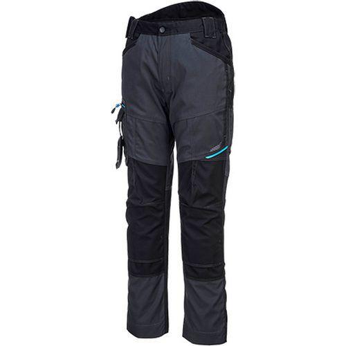 WX3 Nohavice, sivá/čierna
