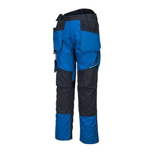 WX3 Púzdrové nohavice, čierna/modrá