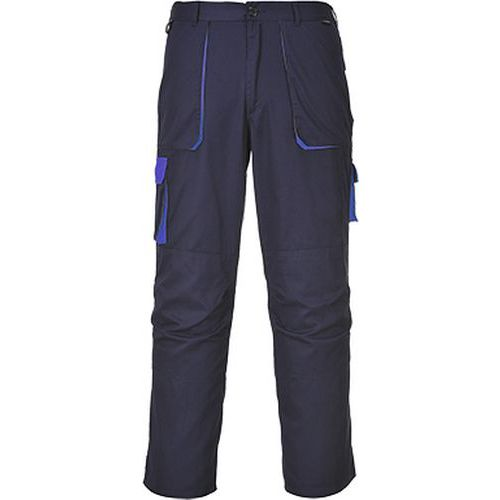 Nohavice Portwest Texo Contrast, modrá