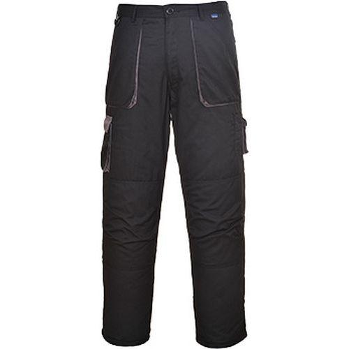 Nohavice Portwest Texo Contrast, čierna