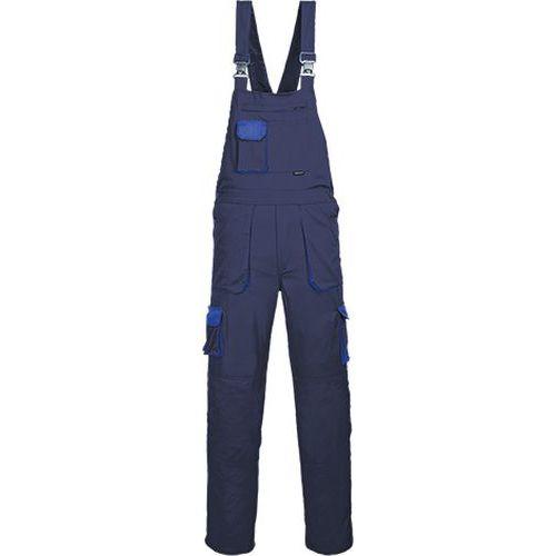 Nohavice na traky Portwest Texo Contrast, modrá