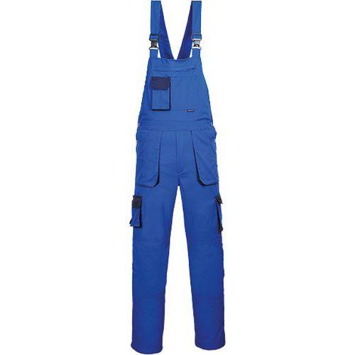 Nohavice na traky Portwest Texo Contrast, svetlomodrá