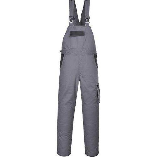 Nohavice na traky Bremen, sivá