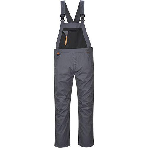 Nohavice na traky Rhine, sivá