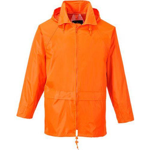 Vetrovka do dažďa Classic Adult, oranžová