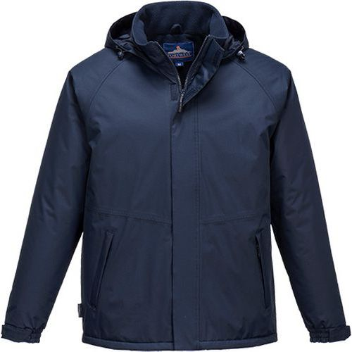 Limax zateplená bunda, modrá