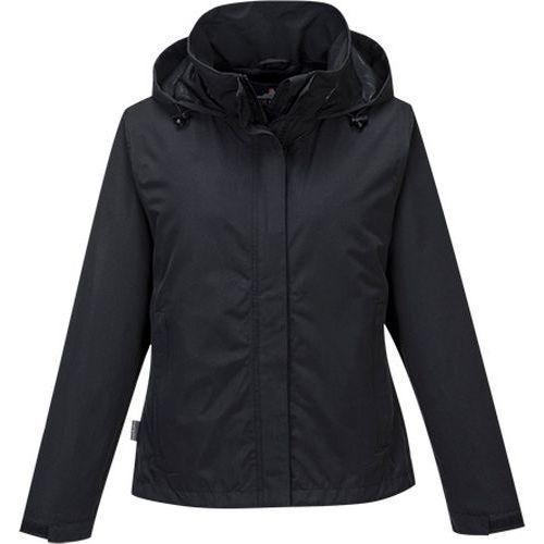 Dámska firemná bunda Shell, čierna
