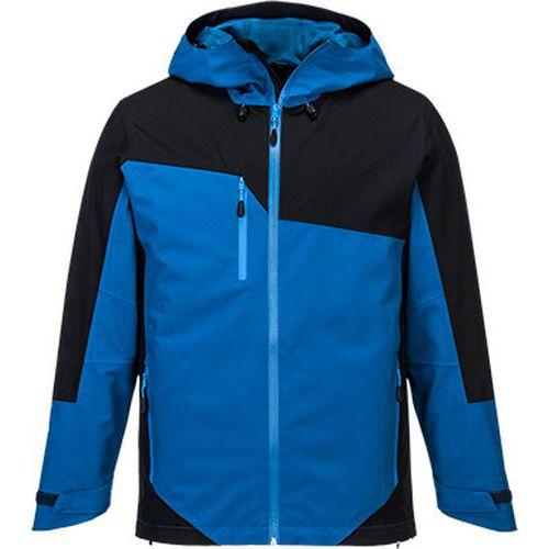 Portwest X3 Two-Tone bunda, čierna/modrá