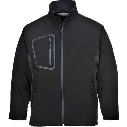 Duo Softshell Jacket (3L), čierna