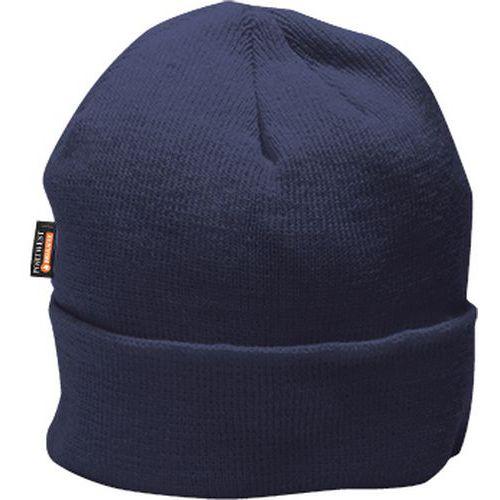 Čiapka zateplená Insulatex, modrá