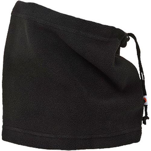 Elastický šál na krk alebo hlavu, čierna