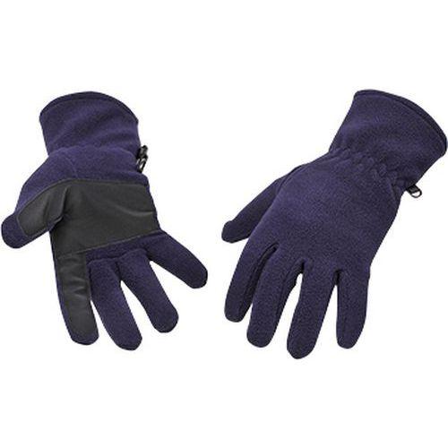 Flisové rukavice, modrá