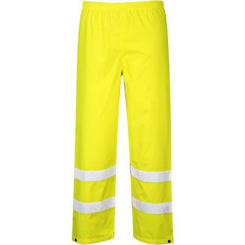 Reflexné nohavice Hi-Vis Traffic, žltá