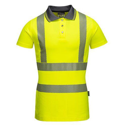 Dámske Pro Polo tričko, žltá
