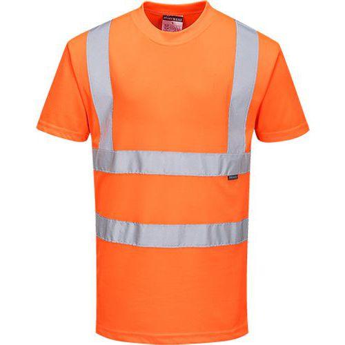 Tričko Hi-Vis RIS, oranžová