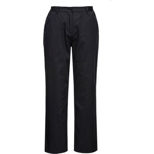 Rachel dámske kuchárske nohavice, čierna