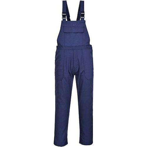 Nehorľavé nohavice na traky Bizweld™, modrá