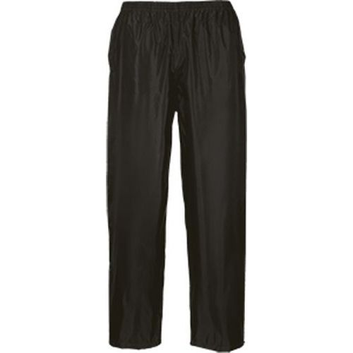 Nohavice do dažďa Classic Adult, čierna