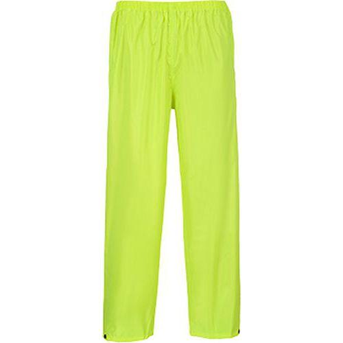 Nohavice do dažďa Classic Adult, žltá
