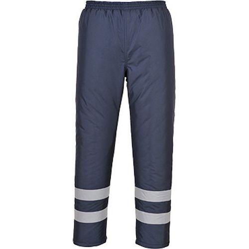 Zateplené nohavice Iona Lite, modrá