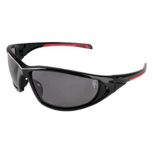 Ochranné okuliare CXS Panthera s dymovými sklami