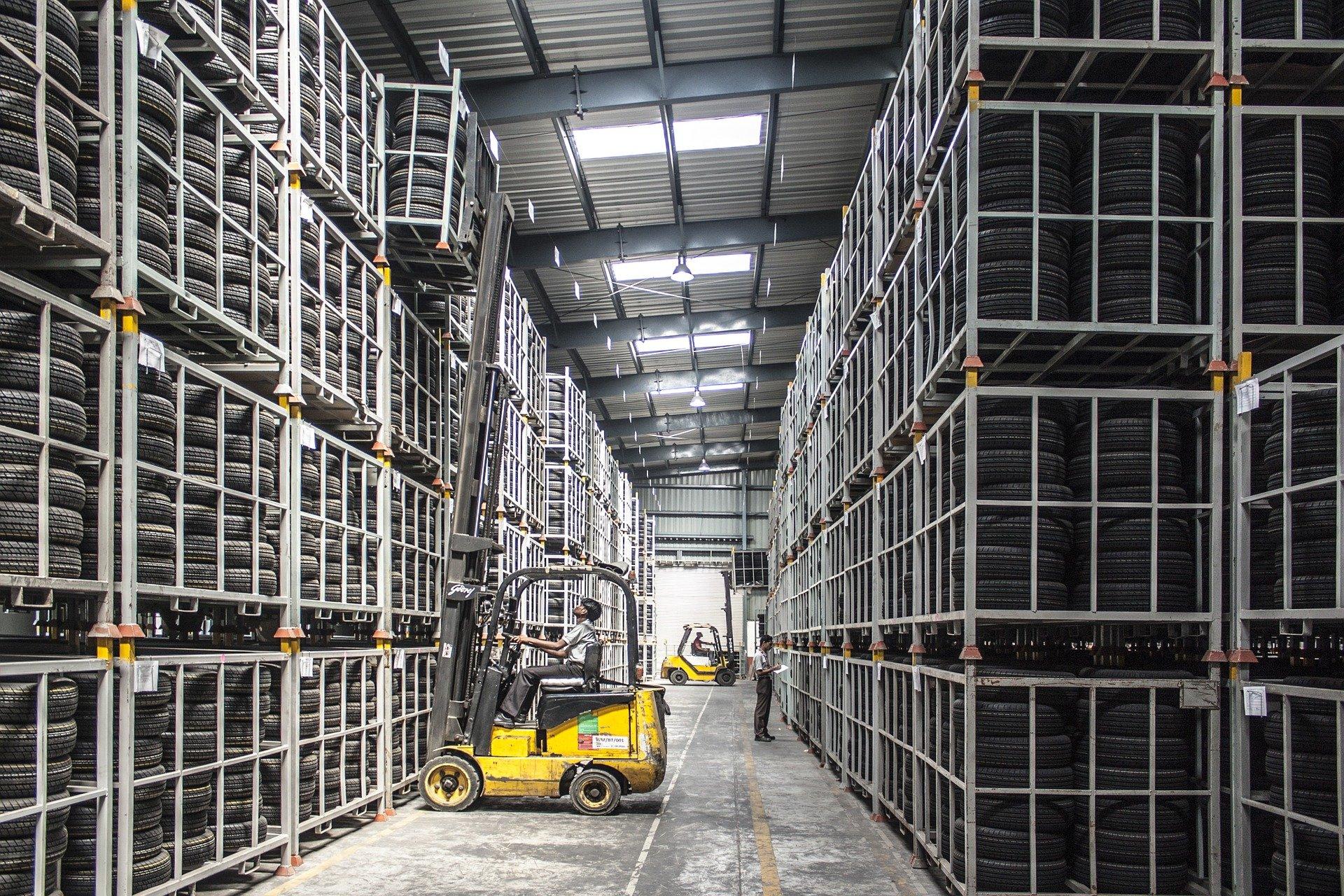 Ako vyznačiť podlahu vsklade, aby tam zavládol poriadok adistribúcia tovaru odsýpala