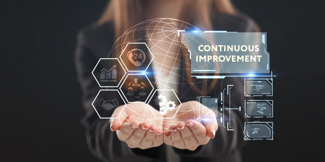 Čo je neustále zlepšovanie digitalizácie voblasti procurementu?
